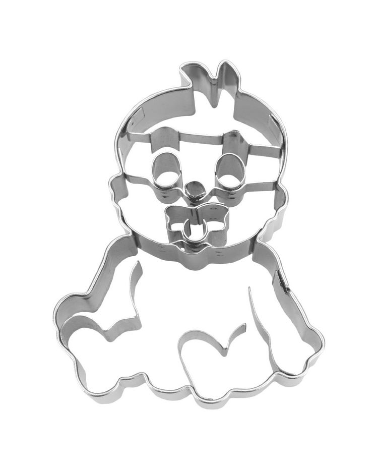 """Cookie Cutter """"Baby"""" - STADTER - 7cm"""